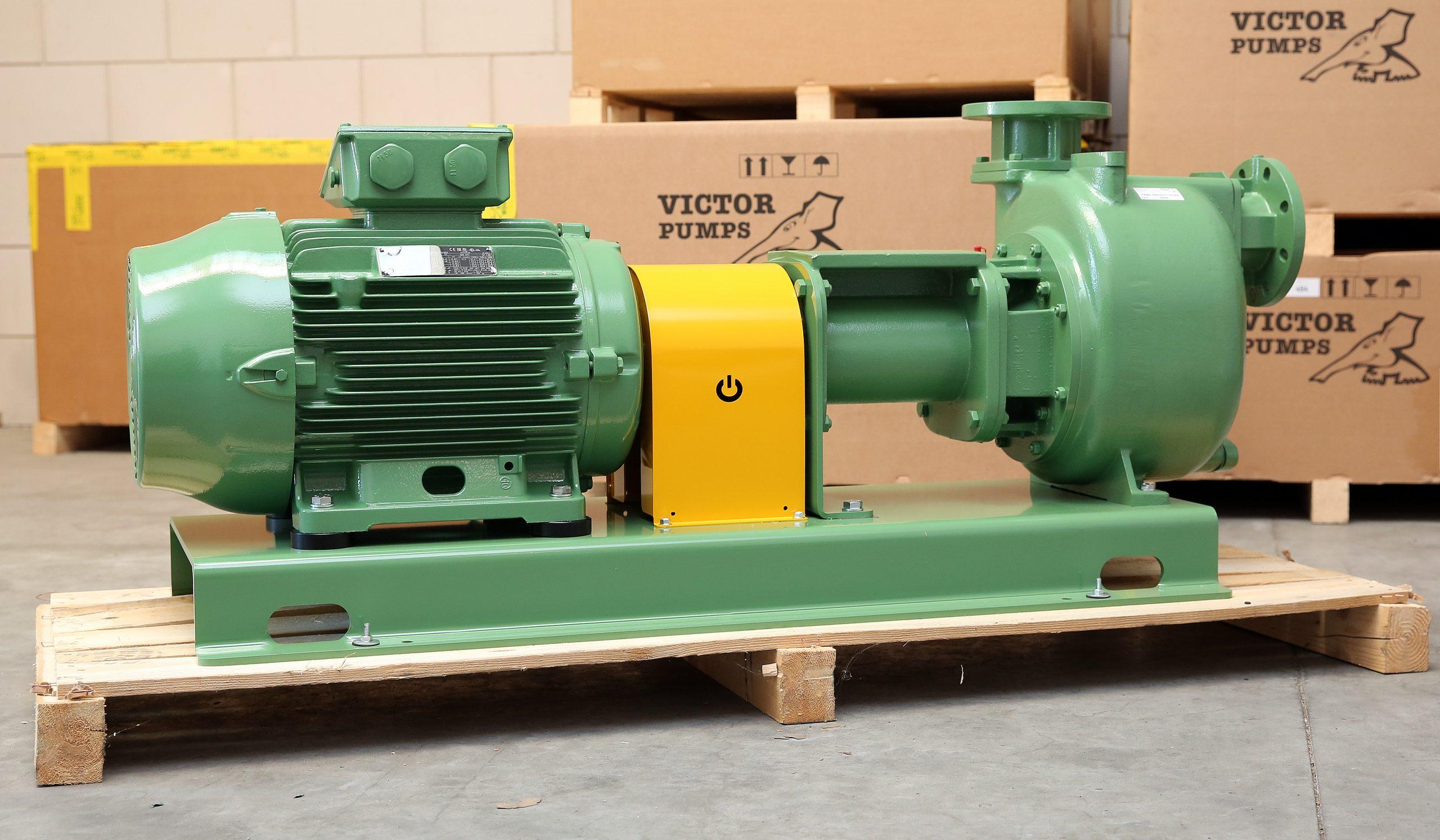centrifugaal pomp victor pompen