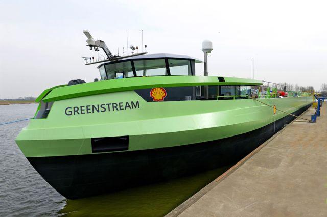 scheepvaart duurzaam