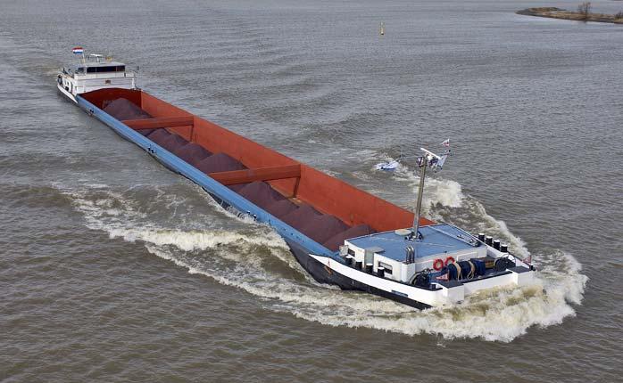 Schip Scheepvaart Binnenvaart
